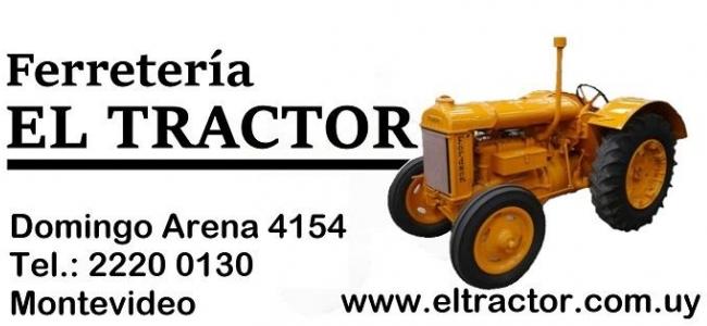 Logo EL TRACTOR
